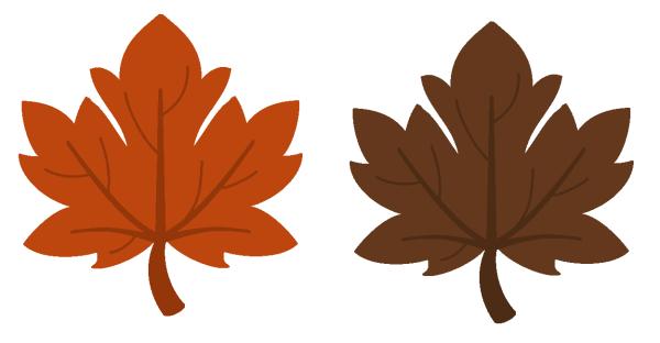 fall leaves leaf clipart free