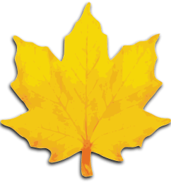 fall leaves clipart free clipart images [ 884 x 900 Pixel ]