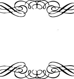 free clip art borders scroll clipart free clipart and others art 2 3 [ 1599 x 1034 Pixel ]