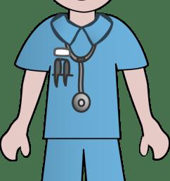 free clip art school nurse clipart image 1 [ 640 x 1449 Pixel ]