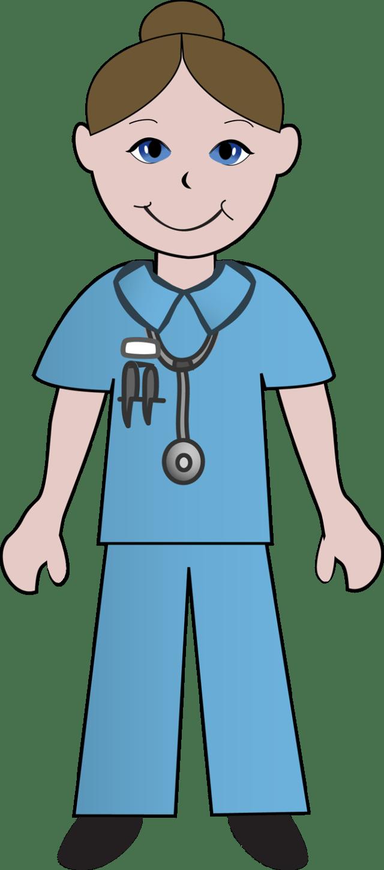 hight resolution of free clip art school nurse clipart image 1