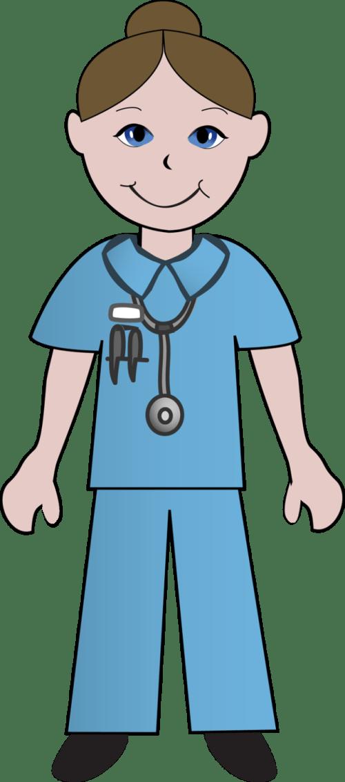 small resolution of free clip art school nurse clipart image 1