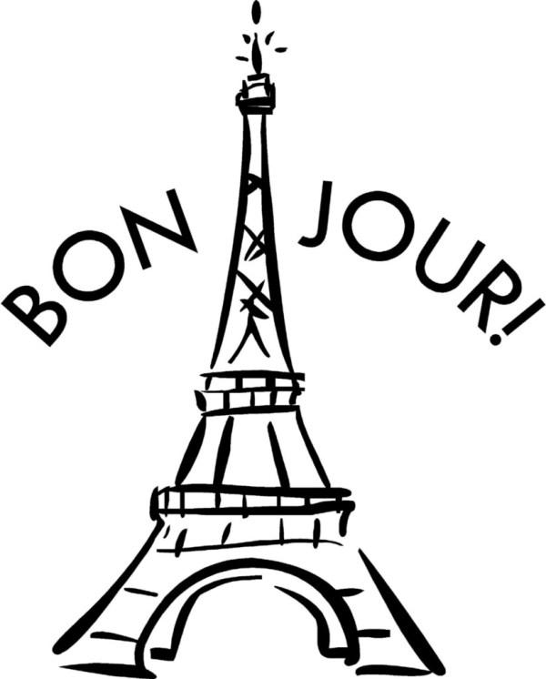 free eiffel tower clip art