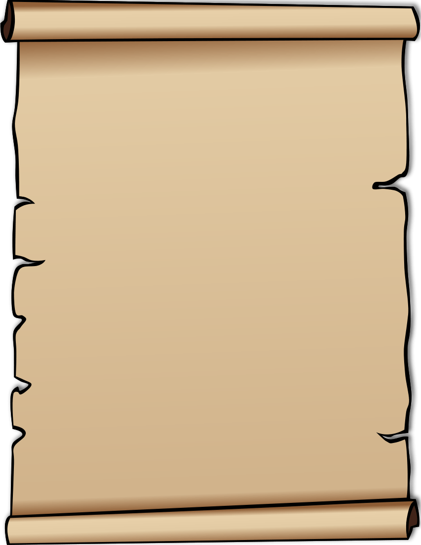 hight resolution of free scroll clipart the cliparts