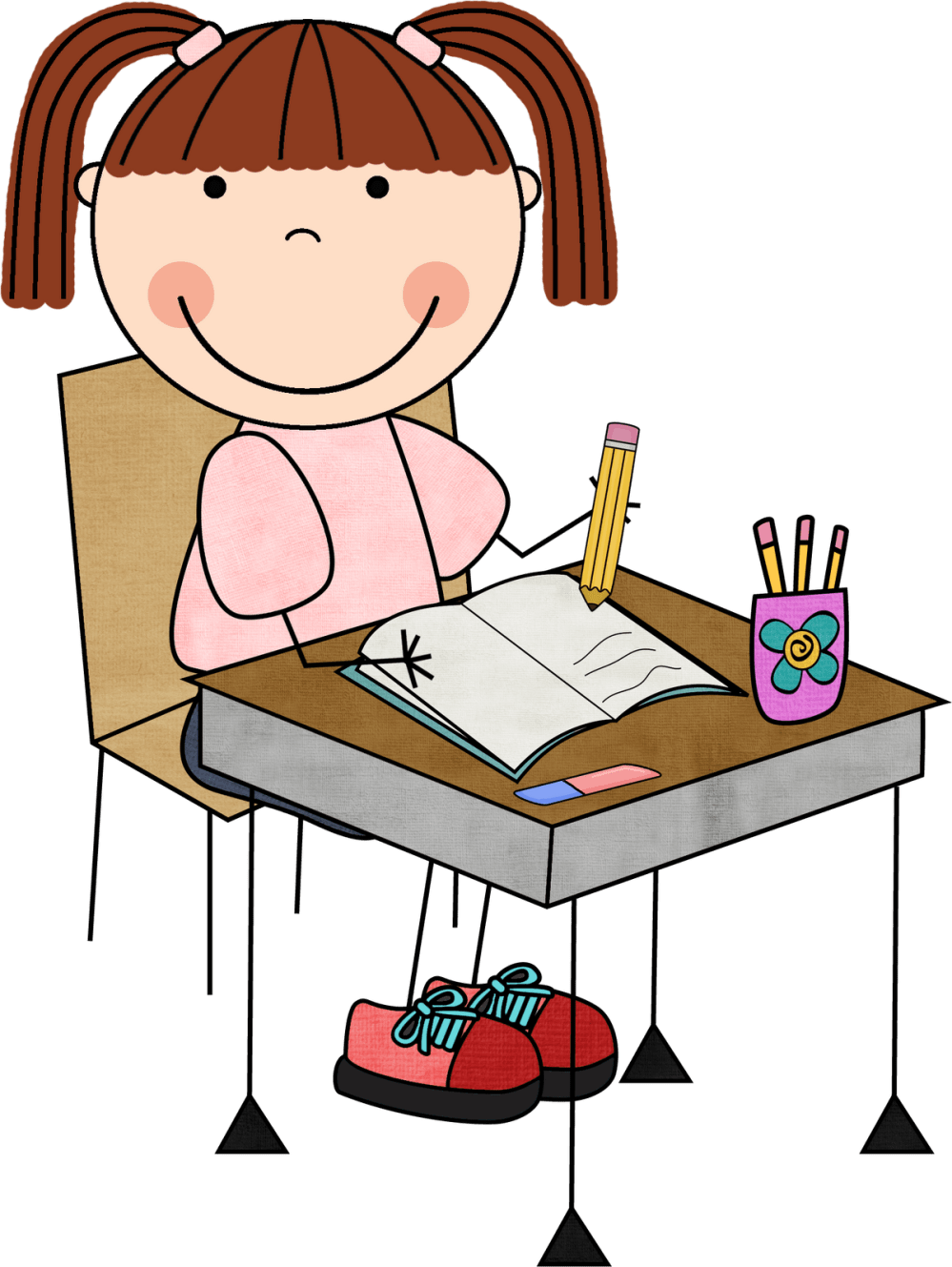 medium resolution of free writing clip art clipart image 2