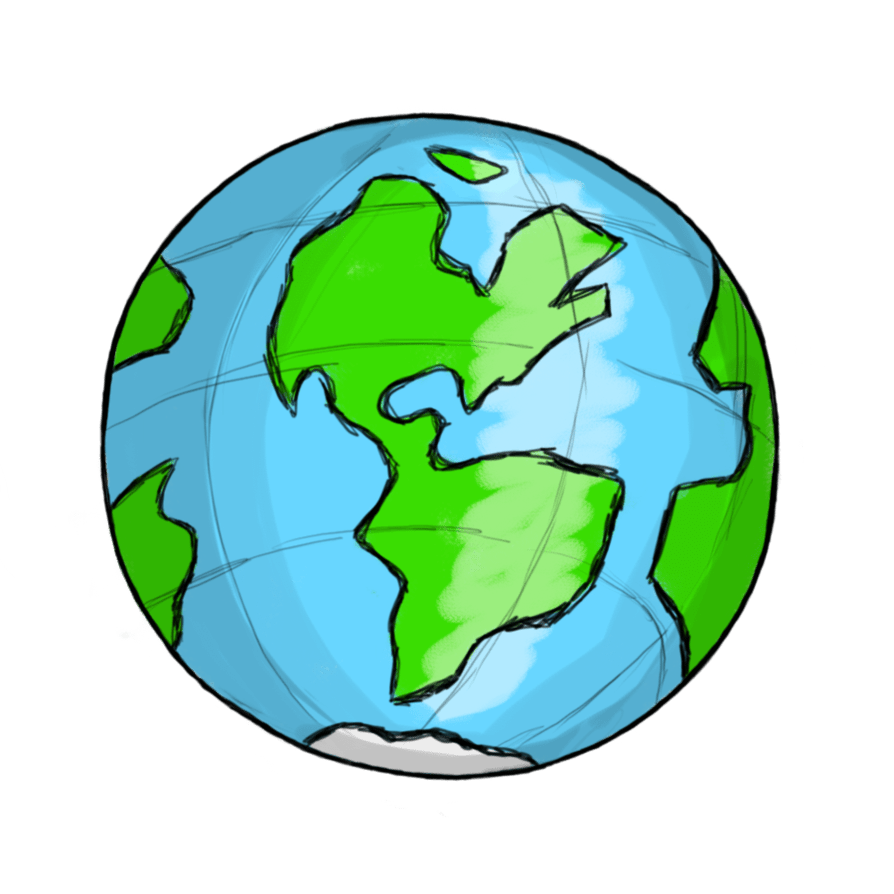 medium resolution of globe earth clipart free clipart images