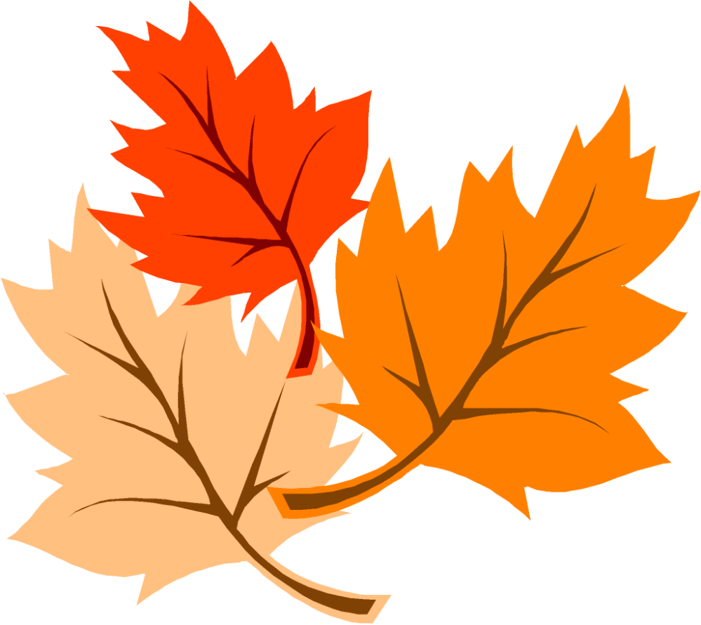 medium resolution of fall leaves clip art image 6244
