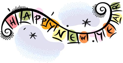 small resolution of microsoft office happy new year clipart clipart free clipart image