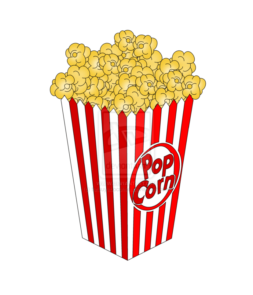 medium resolution of movie reel and popcorn and ticket clipart clipart