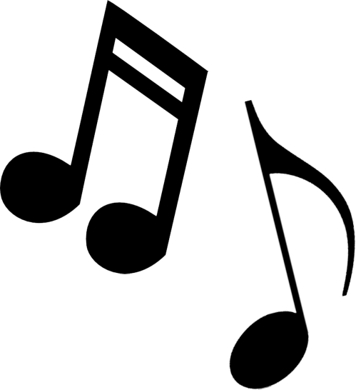 small resolution of musical clip art music notes free rf music notes clipart image