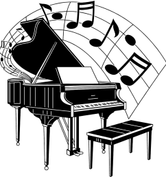 musical music notes music notes clip art music and art image [ 958 x 1007 Pixel ]