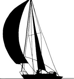 sailboat boat clip art at vector clip art free clipartix 3 [ 926 x 1117 Pixel ]