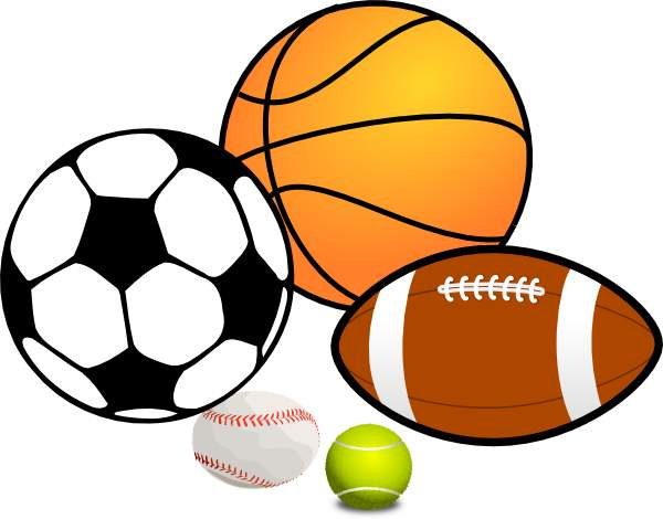 free sports clip art