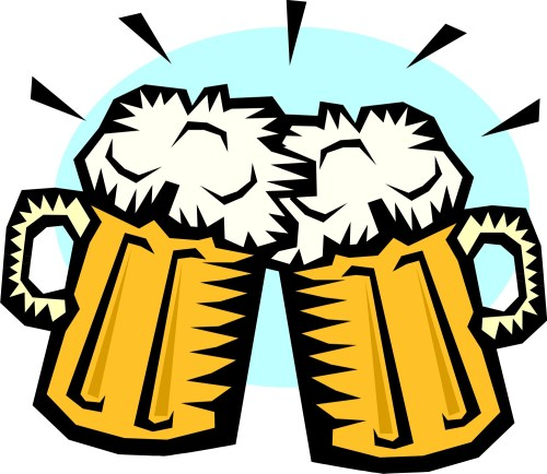 small resolution of beer clip art black and white free clipart images