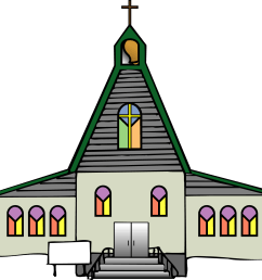 black church clip art free clipart images 5 [ 1603 x 1553 Pixel ]