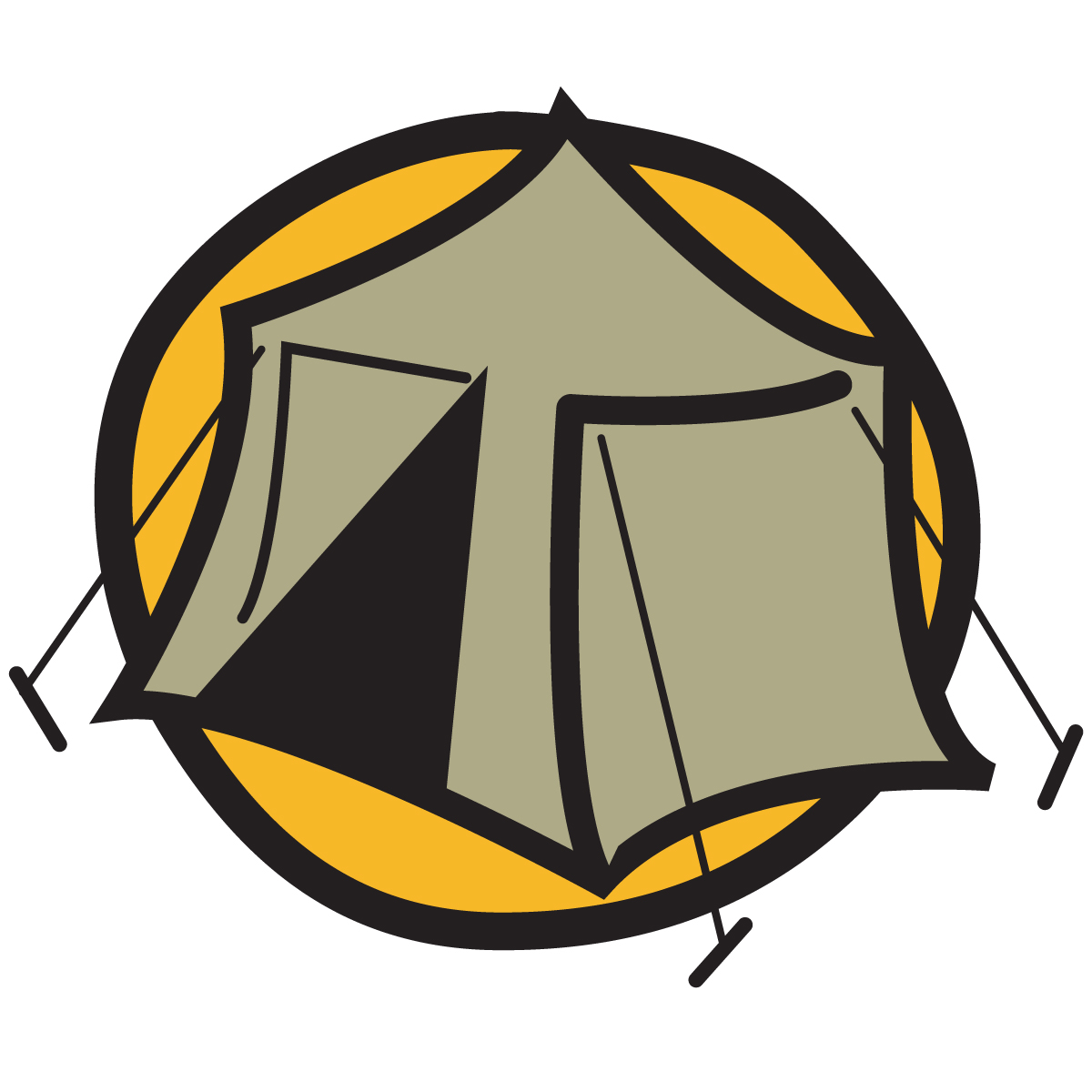 hight resolution of camping clipart free clipart 2