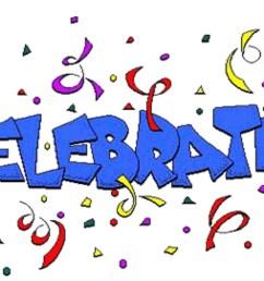 celebration clipart party clipart clipartcow clipartix [ 1600 x 929 Pixel ]