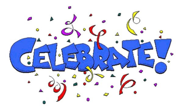 Party Clip Art Over Celebration Free 3