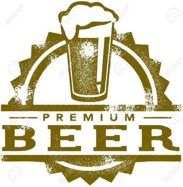 beer clip art vector