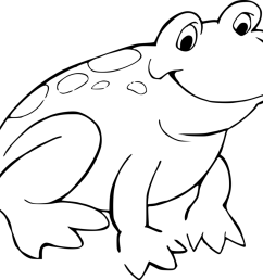 cute hopping frog clipart free clipart images 2 clipartix 3 [ 958 x 850 Pixel ]