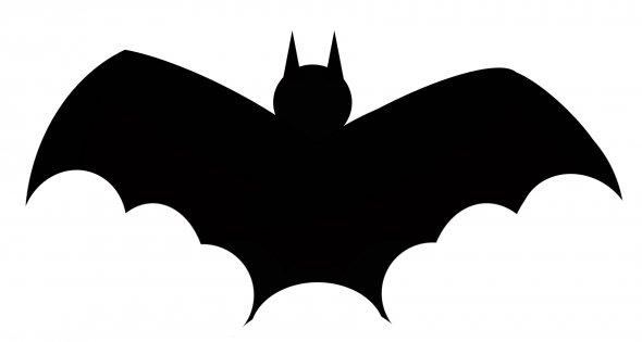 halloween bat clipart free