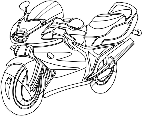 small resolution of motorcycle clipart black and white free clipart