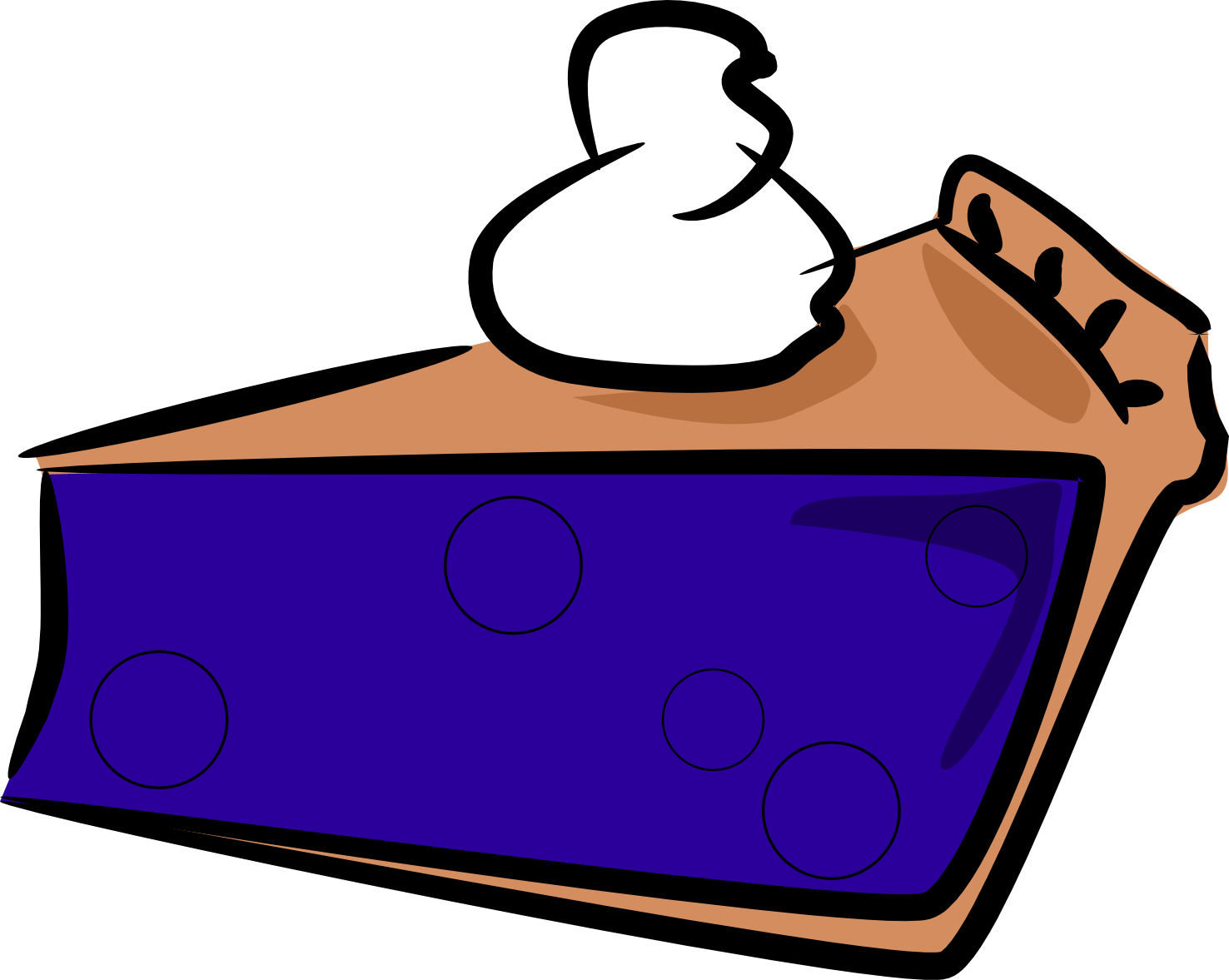 hight resolution of pie clipart free clipart clipartix