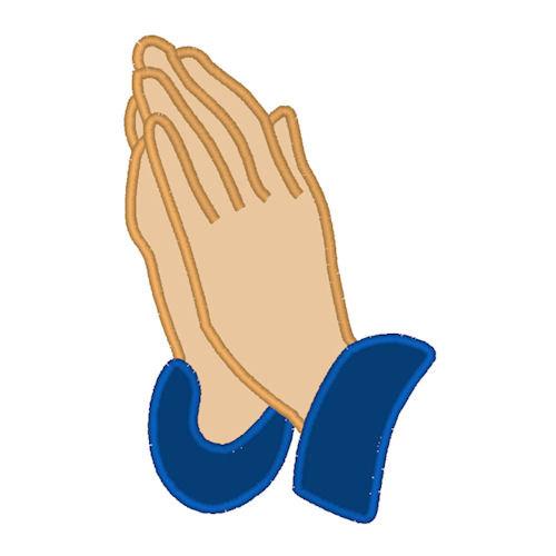 praying hands of
