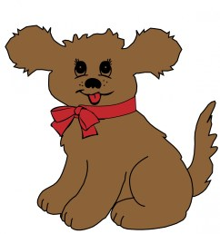 puppy dog cartoon clipart free stock photo public domain pictures [ 1769 x 1920 Pixel ]
