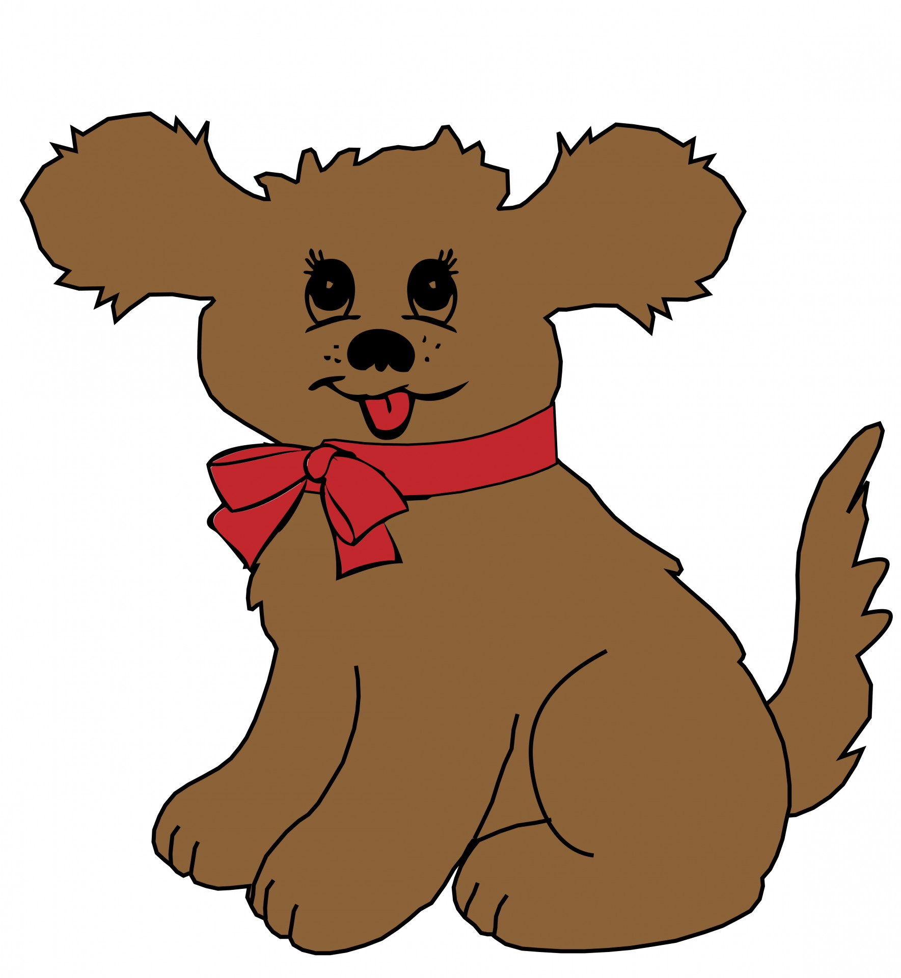 hight resolution of puppy dog cartoon clipart free stock photo public domain pictures