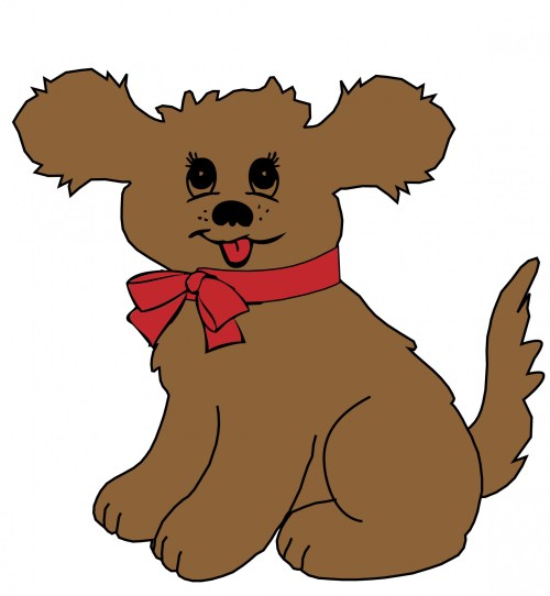 small resolution of puppy dog cartoon clipart free stock photo public domain pictures