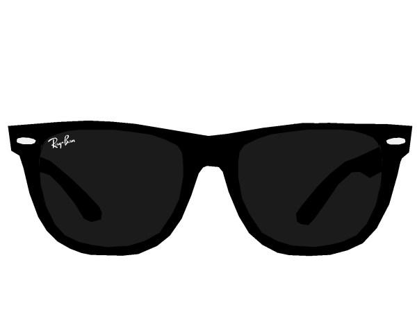 Cartoon Sunglasses Clip Art