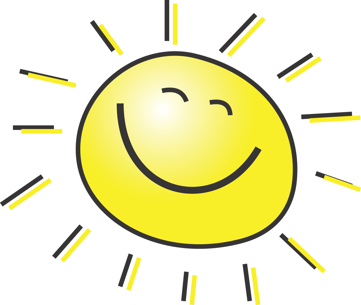 hight resolution of sunshine sun clipart free clipart images