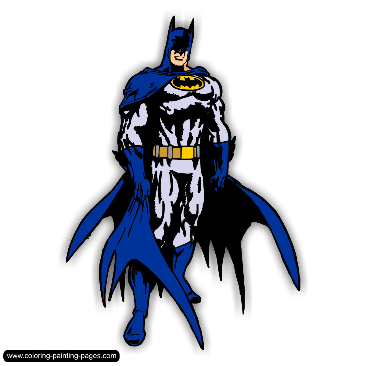 Batman vector images free vector for free download about