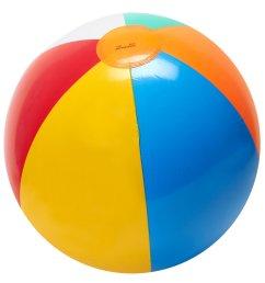 beach ball clip art image 18169 [ 1467 x 1600 Pixel ]