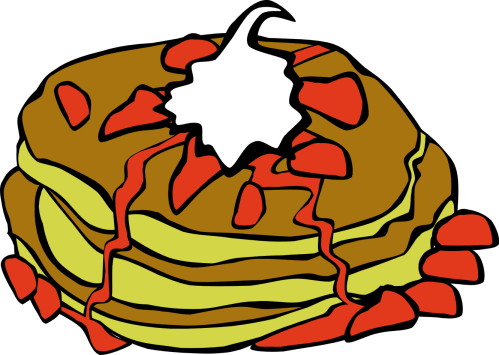 small resolution of breakfast clipart 0 crepes for breakfast clip art free image