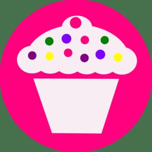 cupcakes clipart border free