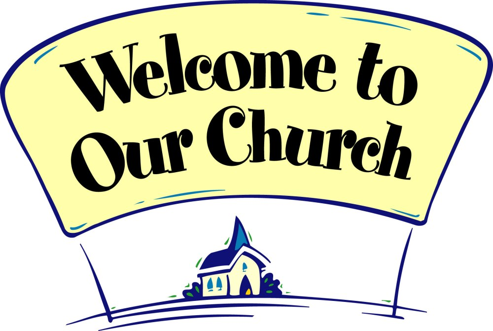 medium resolution of fall church welcome clipart
