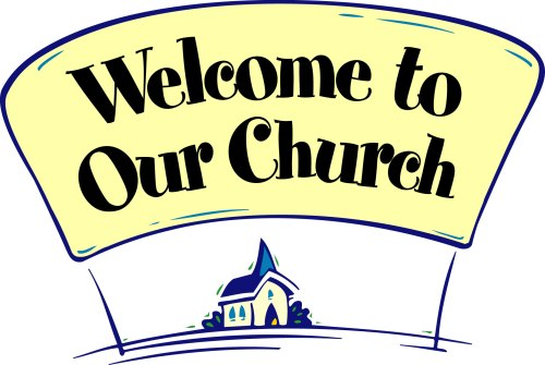 small resolution of fall church welcome clipart