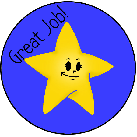 free great job clip art