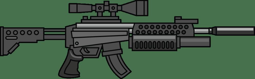 medium resolution of gun clipart image