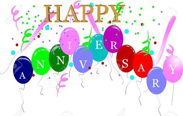 happy anniversary clipart 2