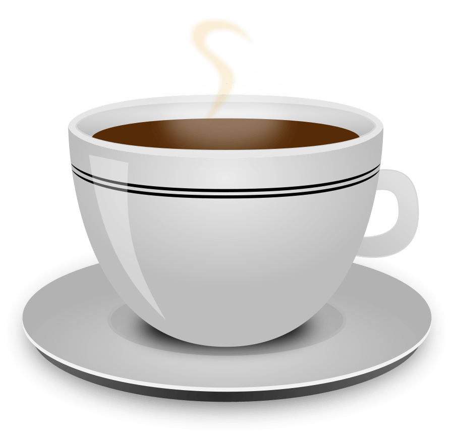 coffee cup free clip