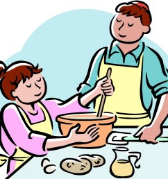 cooking clipart image 22662 [ 1600 x 1460 Pixel ]
