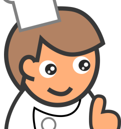 cooking clipart image 22639 [ 999 x 1555 Pixel ]