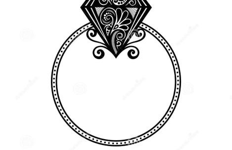 wedding ring diamond ring