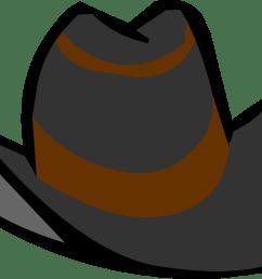 cowboy hat clipart image 24703 [ 1453 x 927 Pixel ]