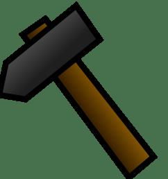 hammer clipart 2 [ 900 x 900 Pixel ]