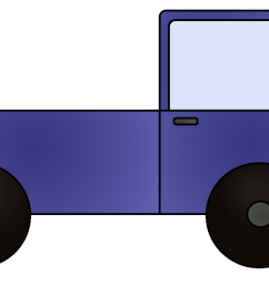 truck clip art black and white free clipart images clipartcow 2 [ 1270 x 718 Pixel ]