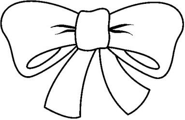 bow ribbon clipart clip hair cancer cliparts index ces carson designs